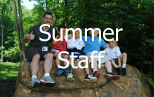 Summer staff application