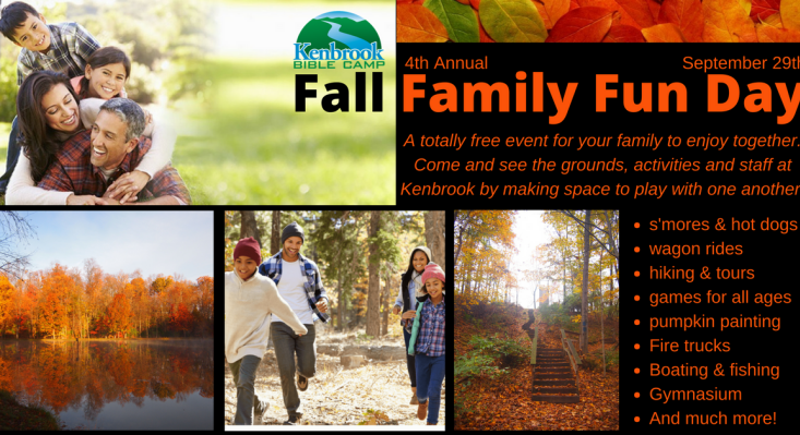 2018 Fall Family Fun Day